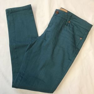 Sanctuary Denim Jeans Dark Turquoise - Size 28
